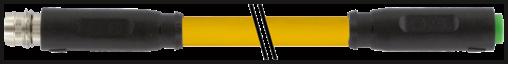 M8 spina dir. / M8 presa angol. snap-in
