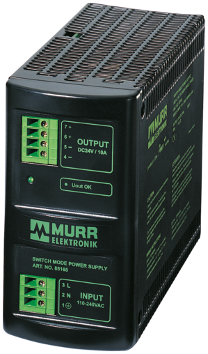 MCS-B alim. switching mono. 24VDC/ 10A