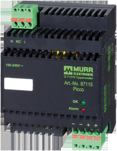 Picco alim. switching monofase 12VDC/4.5A
